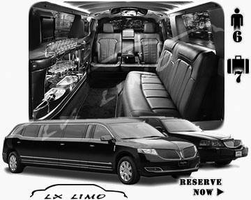 Nashville Town Car Limo rental