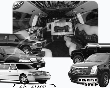 Nashville Stretch Limos for rental