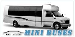 Nashville Mini Bus rental