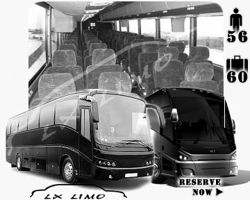 Motor Coach for hire in Nashville, TN