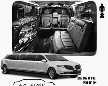 Stretch Limo for hire in Nashville