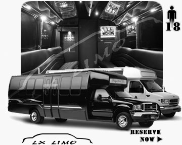 Nashville Party Bus rental